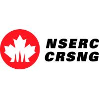 Logo for Conseil de recherches en sciences naturelles et en génie du Canada