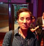 Maryam Mirzakhani In Seoul 2014 4.jpg